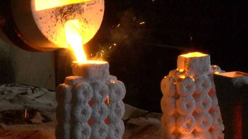 Select an Investment Casting Foundry