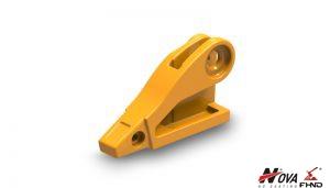 3G5358 J350 Two Strap Adapter Corner Left Hand Bolt-on