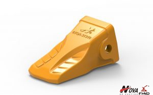 61QA-31310 Hyundai Excavator Bucket Teeth Point