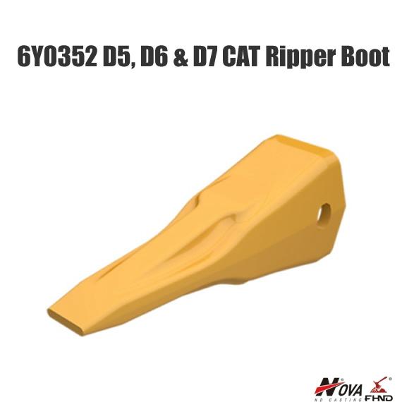 6Y0352 Tip Long-Ripper Caterpillar NEW