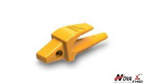 8E6464 J460 Caterpillar Center Bolt-on Two Strap Bucket Adapter