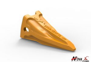 Daewoo Bucket Tooth Point for Excavator 2713-1217TL