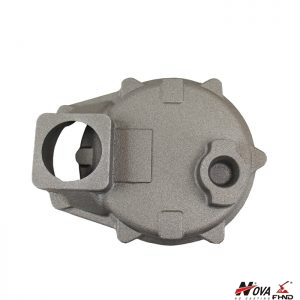 Foundry Iron Water Pump Casting Parts