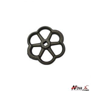 OEM Casting Ductile Iron Valve Handwheel Operating