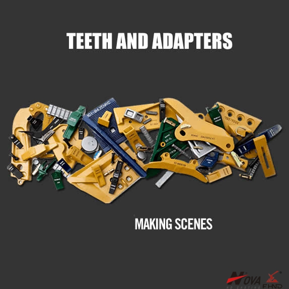 Our Teeth and Adapters Features