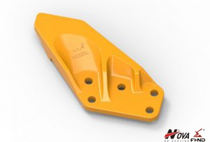 Replacement Daewoo style Bucket Sidecutter HD220L