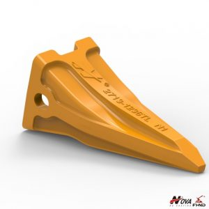 Tiger style Bucket Teeth fit Daewoo DH420470 Excavator 2713-1236TL