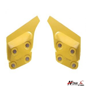 202-70-63161 202-70-63171 Hydraulic Excavator Side Cutters