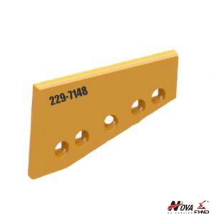 229-7148 2297148 Caterpillar Support Rout Bit Blade LH