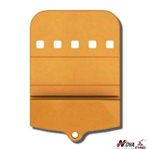 275-6055 2756055 Caterpillar style 990H Centre Half Arrow Segment
