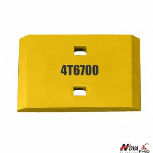 4T-6700 4T6700 CAT Loader Segment Cutting Edge