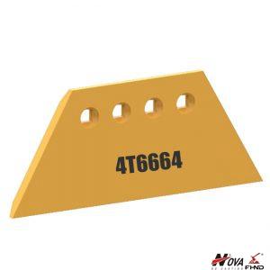 4T6664 Blade Extension RH LH CAT Strike Off Plate
