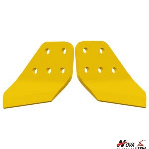 Bucket Knife Angle Plate Komatsu Sidecutter for PC300 207-70-14231 207-70-14191