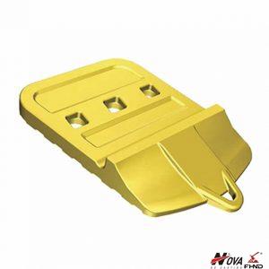 Cat Wheel Loader Bucket Segment Half-Arrow Center 257-1817 2571817