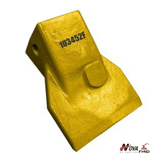 Caterpillar style Flare Bucket Tooth for J450 1U3452F