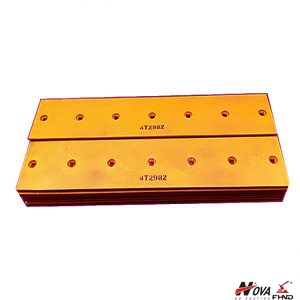 D4 Caterpillar Bulldozer Blades 4T2982, 4T5407 4T5408 4T3051 4T3052