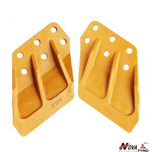 EX350 EX300 HITACHI Earthmoving Spare Parts Heavy Excavator Bucket Side Cutters