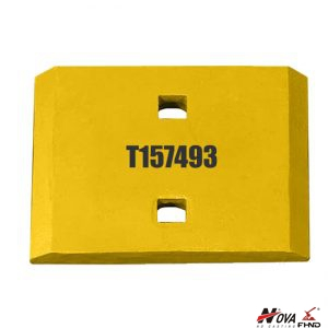 John Deere Loader Segment Cutting Edge Protection T157493
