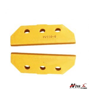 PC220-6 Excavator Bucket Protection Komatsu Cutter Side