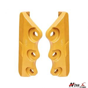 PC400 Komatsu Excavator Bucket Side Cutter Protection System
