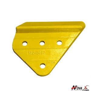 RH 4 Bolts Sidecutter for Excavator 112-2487 1122487