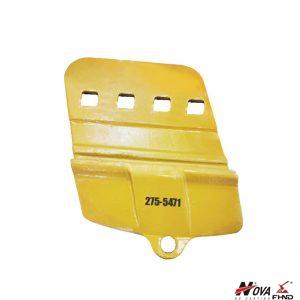 RH Caterpillar Half Arrow Edge Segment for Loader Bucket 2755471 275-5471