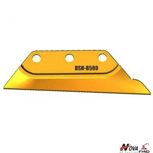 Replaceable Hitachi FIAT Parts EX400 Side Protector BSH-B500