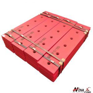 Replacement Komatsu Dozer Cutting Edges 13G-72-61420