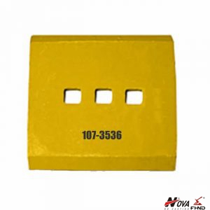 Replacement Segment Edge for CAT988 Wheel Loader 1073536 107-3536