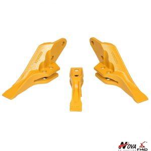 53103205, 53103208, 53103209 4 Holes JCB WearParts Tips for 2CX3CX