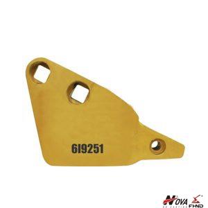 Caterpillar Style J250 Two-Hole Corner Adapter 6I9251