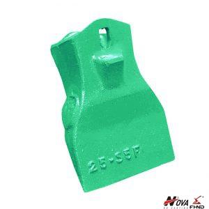 ESCO 25S5F Conical Flare Bucket Tooth 25S5F-HX