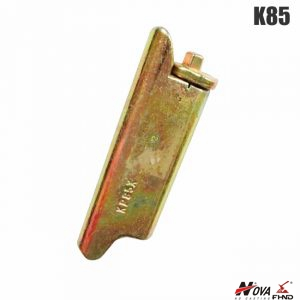 High Strength Bucket Pin and Lock For Komatsu Excavator K85 XS85