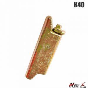Komatsu style Bucket Tip Pin K40