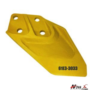 61E3-3033, 61E33033 Hyundai Parts R130 R160 R210 Bucket Side Cutters