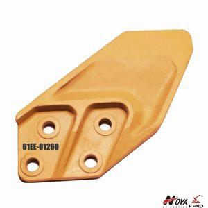 61EE-01260 Left Hand Hyundai Excavator R80 Side Cutter