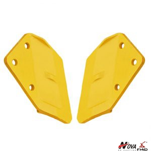EC140 LH RH Bucket Attachment Side Cutters for Volvo