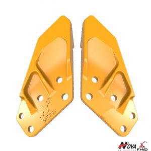 Excavator Bucket Parts DH220 Side Cutters for Doosan