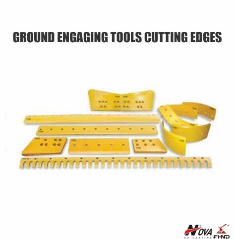 GROUND ENGAGING TOOLS CUTTING EDGES