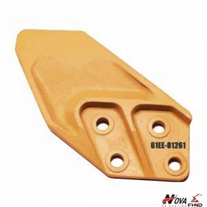 R80-7, R80-7A, R95W3 Excavator RH Hyundai Cutter Side 61EE-01261, 61EE01261