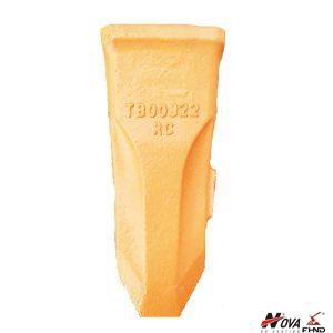 TB00822RC Hitachi Parts EX350 ZAX350 Rock style Bucket Tip