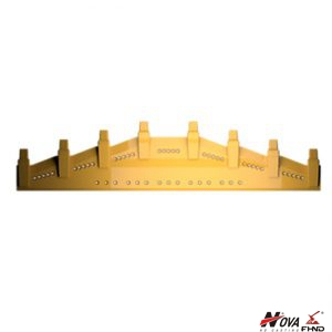 121-2104, 1212104 Cat Base Edge Assemblies For Excavators and Loaders