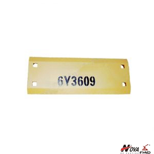 6Y3609 Replacement CAT Bolt-on Base Edge Wear Plate