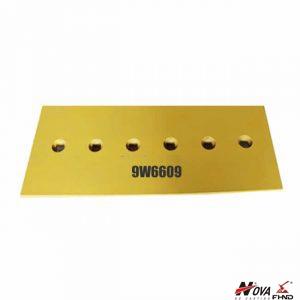 9W6609 Bulldozer D10N D10R D10T Spare Parts Cutting Edge