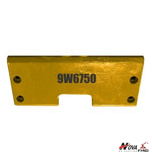 Bolt-on Rear Bottom Wear Plate 9W6750, 9W-6750