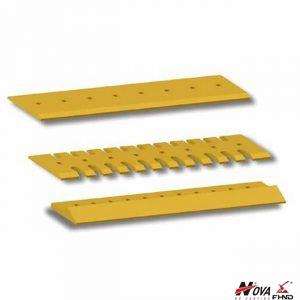 Cat Style Excavator Retainer Edges 4T2881, 4T2882, 4T2883, 4T2884