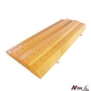 Caterpillar Parts Excavator Retainer Edges 4T6626 4T6627