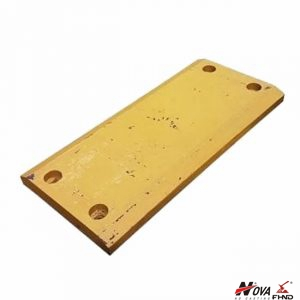 Replaceable CAT Loader Heel Plates 9W6749, 9W-6749