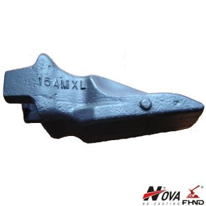 15AMXL VOE 11417127 Volvo Spare Parts Excavator Abrasivition Tooth
