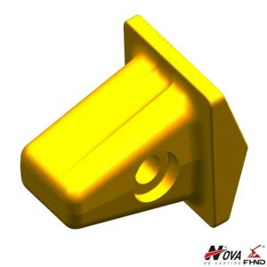 6I6604WN CAT Style J600 Weld-On Nose Adapters